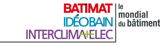 Logo le mondial du Batiment