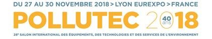 logo Pollutec 2018